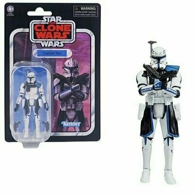 PREORDER 2021-02 Star Wars - Vintage Collection - VC182 Captain Rex