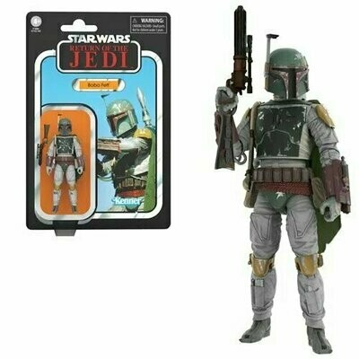 PREORDER 2021-05 Star Wars - Vintage Collection Wave 6 - Boba Fett (ROTJ)