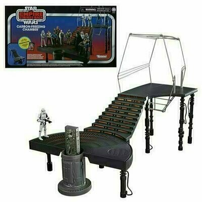 Star Wars - Vintage Collection - Carbon-Freezing Chamber Playset