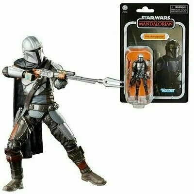 PREORDER 2021-01 Star Wars - Vintage Collection - VC181 The Mandalorian (Full Beskar)