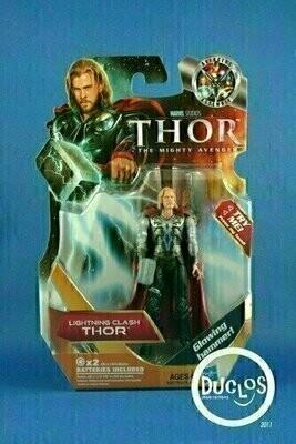 Thor Movie Basic Action Figures - 03 Thor (Lightning Clash)