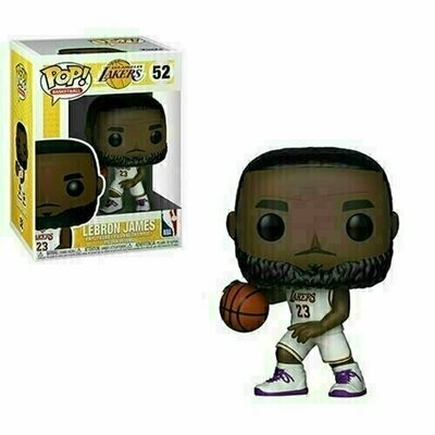 Pop ! Basketball 52 - LeBron James