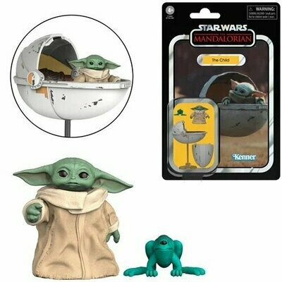 PREORDER 2021-05 Star Wars - Vintage Collection Wave 6 - The Child