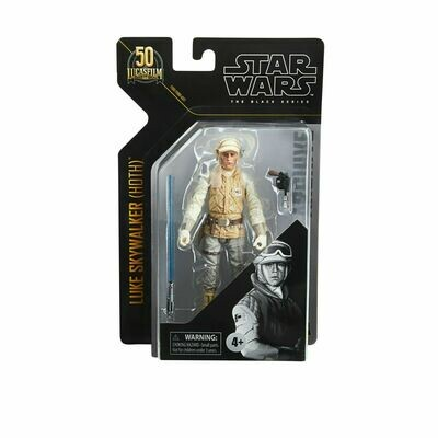 PREORDER 2021-02 Star Wars - The Black Series 6-Inch Archives - Luke Skywalker (Hoth)