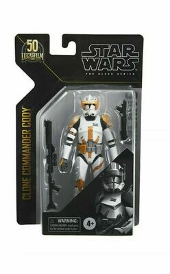 PREORDER 2021-07 Star Wars - The Black Series 6-Inch Archives - Clone Commander Cody