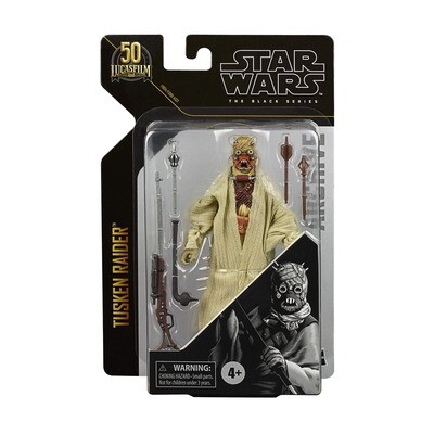 PREORDER 2021-04 Star Wars - The Black Series 6-Inch Archives - Tusken Raider