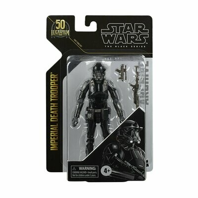 PREORDER 2021-04 Star Wars - The Black Series 6-Inch Archives - Imperial Death Trooper