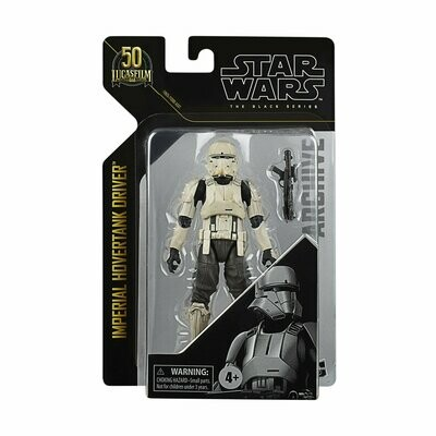 PREORDER 2021-04 Star Wars - The Black Series 6-Inch Archives - Imperial Hovertank Driver