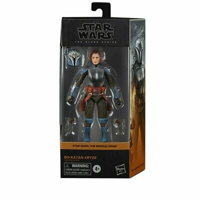 PREORDER 2021-05 Star Wars - The Black Series 6-Inch - Bo-Katan Kryze