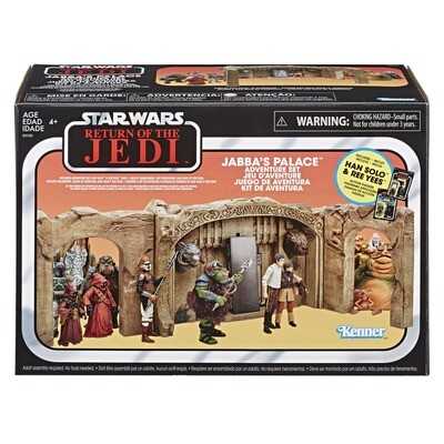 Star Wars - The Vintage Collection - Jabba's Palace Adventure Set
