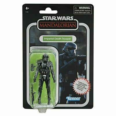 Star Wars - Vintage Collection - Imperial Death Trooper (The Mandalorian) (Carbonized)