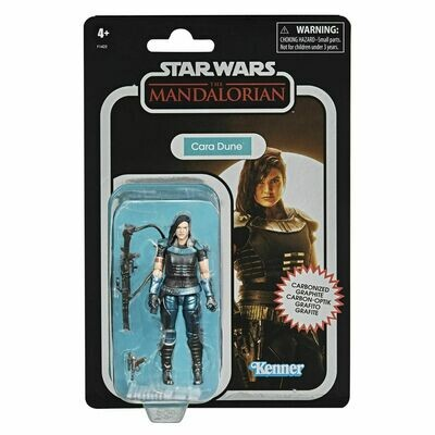 Star Wars - Vintage Collection - Cara Dune (The Mandalorian) (Carbonized)