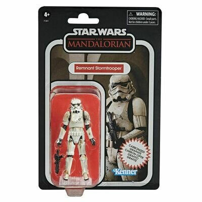 Star Wars - Vintage Collection - Remnant Stormtrooper (The Mandalorian) (Carbonized)