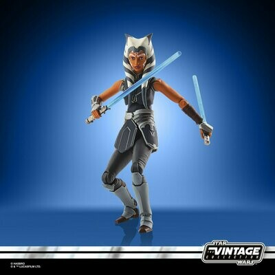 PREORDER 2021-07 Star Wars - Vintage Collection - Ahsoka Tano (Mandalore)