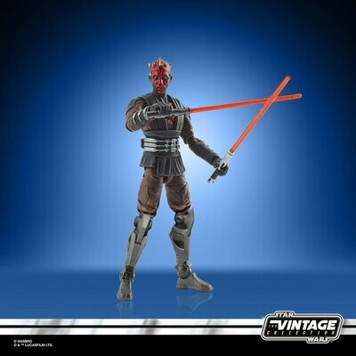 PREORDER 2021-07 Star Wars - Vintage Collection - Darth Maul (Mandalore)