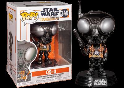 Pop ! Star Wars 349 - The Mandalorian - Q9-Zero