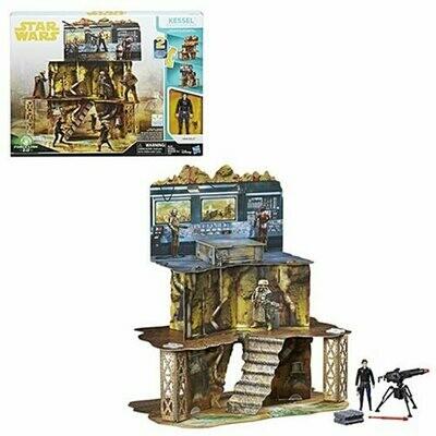 Star Wars - Solo - Kessel Mine Escape Playset