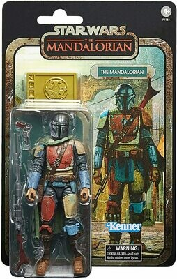 PREORDER 2021-03 Star Wars - The Black Series 6-Inch Credit Collection - The Mandalorian