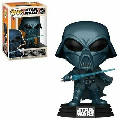 Pop ! Star Wars 426 - Concept Series Darth Vader