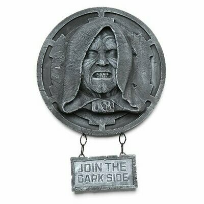 Star Wars - Emperor Palpatine Wall Decor