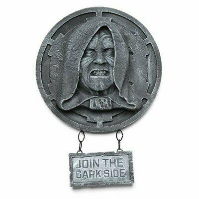 Star Wars - Emperor Palpatine Wall Decor