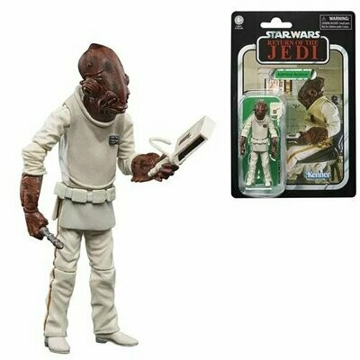 PREORDER 2021-09 Star Wars - Vintage Collection - Admiral Ackbar