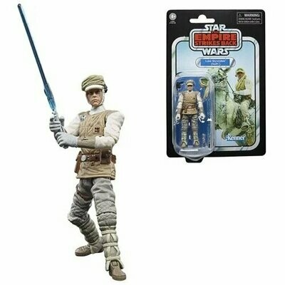PREORDER 2021-09 Star Wars - Vintage Collection - Luke Skywalker (Hoth)