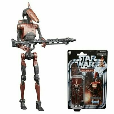 PREORDER 2021-09 Star Wars - Vintage Collection - Heavy Battle Droid