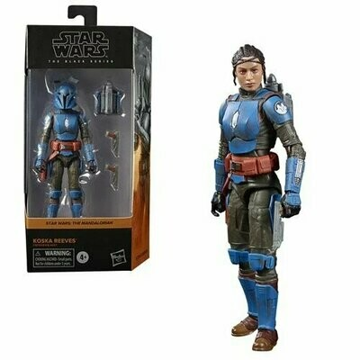 PREORDER 2021-12 Star Wars - The Black Series 6-Inch - Koska Reeves