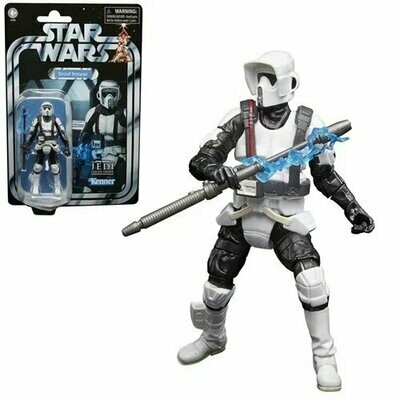 PREORDER 2021-09 Star Wars - Vintage Collection - Shock Scout Trooper