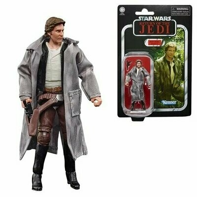PREORDER 2021-09 Star Wars - Vintage Collection - Han Solo (Endor)