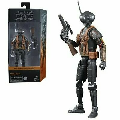 PREORDER 2021-09 Star Wars - The Black Series 6-Inch - Q9-0 (Zero)