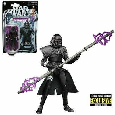 PREORDER 2021-08 Star Wars - Vintage Collection - Electrostaff Purge Trooper (Exclusive)