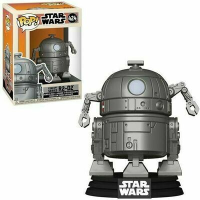 Pop ! Star Wars 424 - Concept Series R2-D2