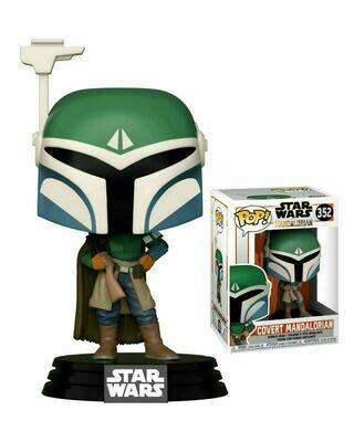 Pop ! Star Wars 352 - Covert Mandalorian