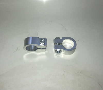 Replacement Clamps for Transformer Sled