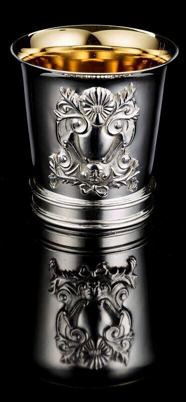 Cartouche Beaker