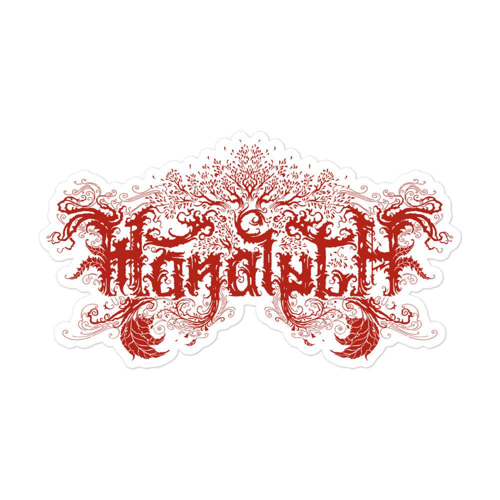Manalyth Nature Logo Sticker