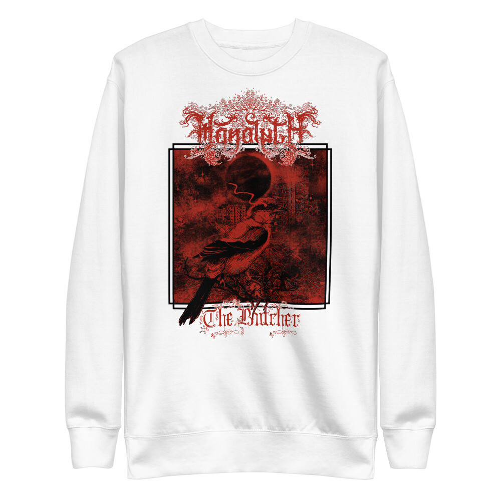 The Butcher Apocalyptic Sweater Red