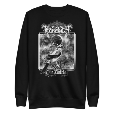 The Butcher Apocalyptic Sweater Black
