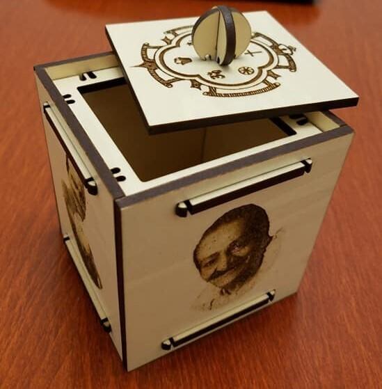 Worry Box / Treasure Box