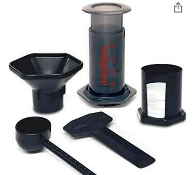 Aero Press Coffee and Espresso Maker