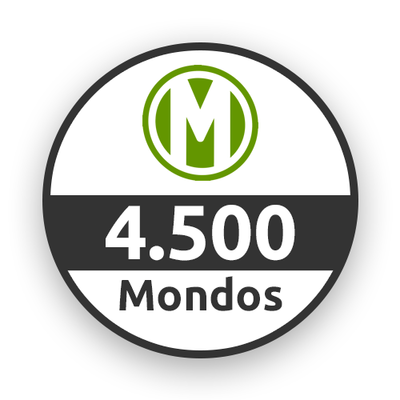 4.500 Mondos