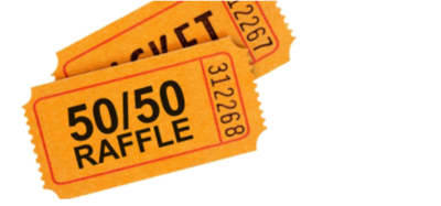 Raffle Tickets for the 2020 Hunters Appreciation 50/50 jackpot!