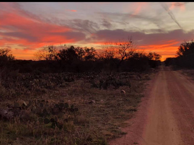 750 acre Hunting Lease NW of Junction Texas. $18k For 6 Hunters