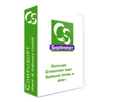 ShopImport für Shopware 5