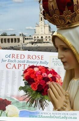 Sponsor a Rosary Rally Captain