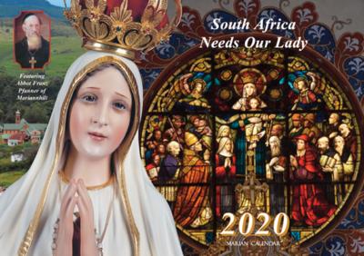 2020 Marian Calendar