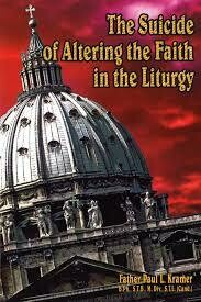 The Suicide of Altering the Faith in the Liturgy