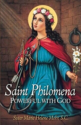 St Philomena - Powerful with God